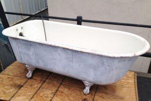 Сдать ванну в металлолом