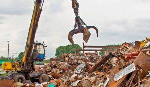 Вывоз металлолома в Раменском