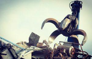Вывоз металлолома в Люберцах
