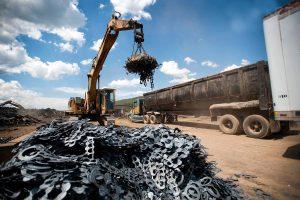 Вывоз металлолома в Чехове