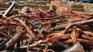 Вывоз металлолома в Химках