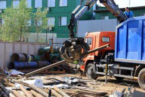 Вывоз металлолома в Подольске